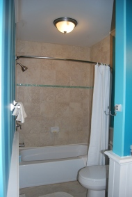 2nd Floor - Shower